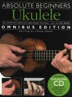 Absolute Beginners Ukulele - Omnibus Edition: Lehrmaterial, CD für Ukulele (Book & CD)