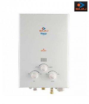 Bajaj Majesty Duo Gas 5.5-litre Lpg Water Heater