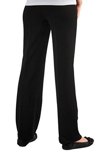Christoff - Pantalon spécial grossesse - Femme Noir noir Noir