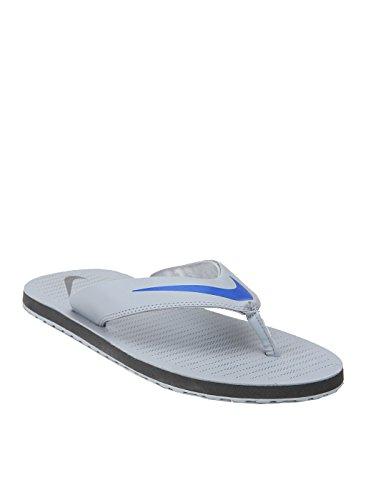 e68ae19d7ad6b Buy Nike Men s Chroma Thong 5 Grey Flip Flops on Amazon