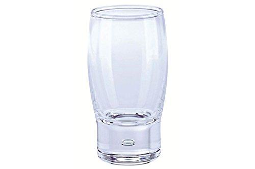 Durobor 780/07 Bubble Shot 70ml, 6 verre, sans repère de remplissage