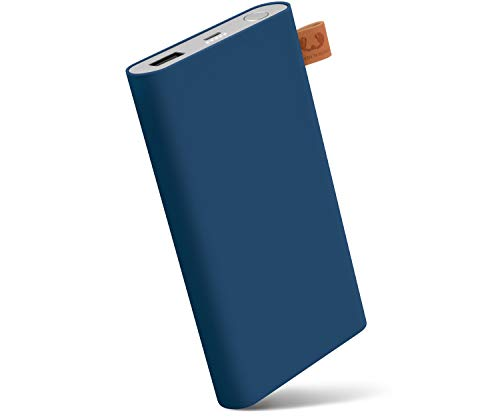 Fresh 'n Rebel Powerbank 6000 mAh Indigo   Chargeur Portable/ Batterie de Externe