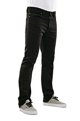 REELL Men Jeans Razor Artikel-Nr.1100 - 1005 Black Black