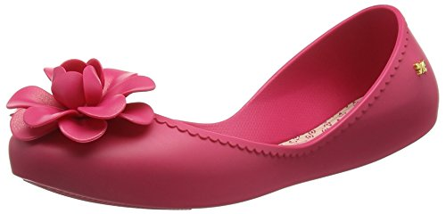 Zaxy Start Flower, Ballerines femme Rose - Rose