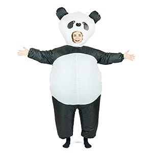 Bodysocks® Disfraz Hinchable de Panda Adulto