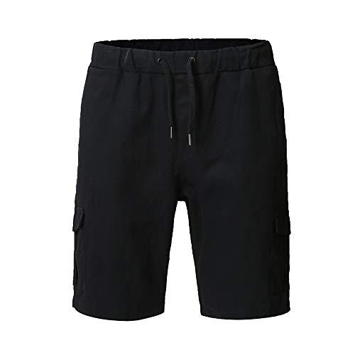 ts Schwimmen Freizeit Wassersport Beach Moderne Badeshorts in vielen Farben Größe Sport Shorts Kurze Hose ()