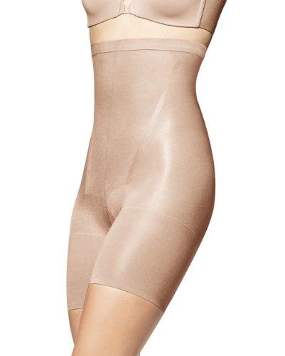 Spanx Pantaloncini contenitivi e modellanti Super Higher Power beige 46