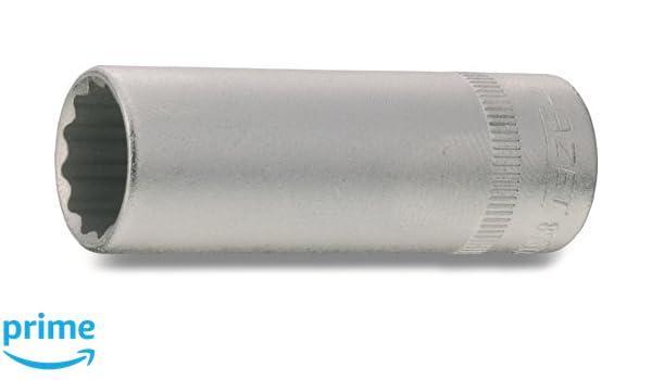 HAZET 880Az-7//16 Doppel-Sechskant Steckschl/üssel-Einsatz
