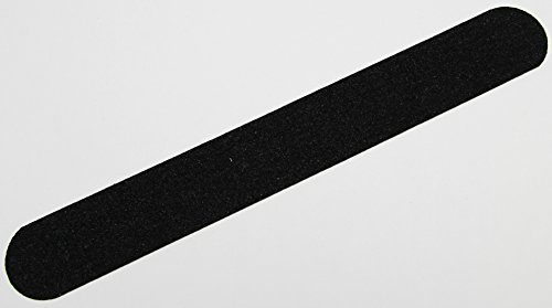 Kara. Grip 5 RUBBERISED NON-SLIP Steps Approximately 50 cm x 5 cm Anthracite/Black