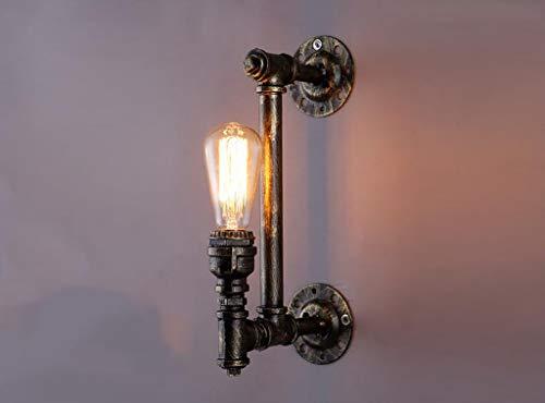 JZX Hotel Cafe Wohnzimmer Bar Wandleuchte, Wanddekoration Lampen, Retro Wandleuchte Licht Gang Flur Kreative Beleuchtung Amerikanische Grüne Bronze Bar Wasser Wand Lichtwandleuchte -