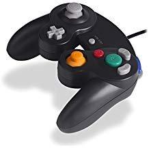 techken Nintendo WII Controller Gamecube WII U Ersatz Wired Classic Controller Gamepad für Nintendo Gamecube WII (Wii Gamecube Remote Für)
