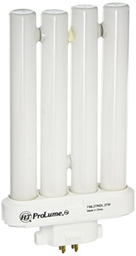 Halco 109238 - fml27/NDL Doppel Rohr 4 Stecksockel kompakt-leuchtstoff Glühbirne -