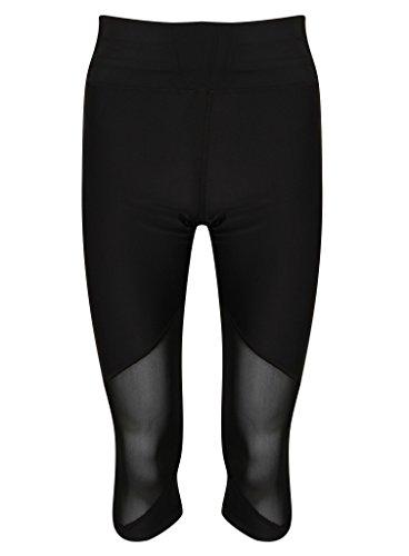 AA SPORTSWEAR - Legging de sport - Femme Noir