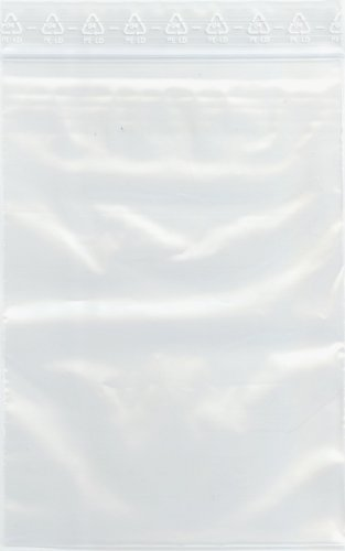 200 x Druckverschlussbeutel 60 x 80 mm QUALITÉ PREMIUM - Fermeture à pression Obturateur Sac Sac d'Emballage emballage Sac d'emballage Sac en papier Sachet en plastique - Plastique, transparent, Transparent, 60 x 80 mm