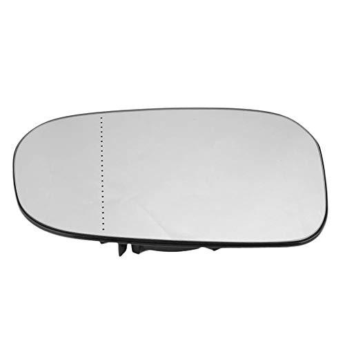 Outbit Seitenspiegelglas rechts - Türspiegelglas rechts mit Heizfunktion für C30 V50 C70 S80 07-09