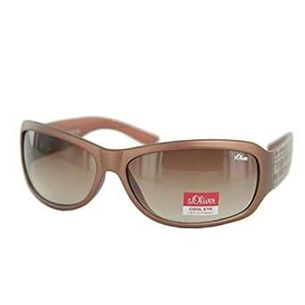 s.oliver Sonnenbrille 0162 C2 brown mat