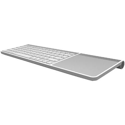 Henge Docks Clique - Base para teclado inalámbrico y Magic TrackPad de Apple
