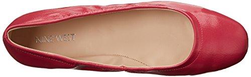 Nine West Girlsnite Ballet sintetico piatto Pink