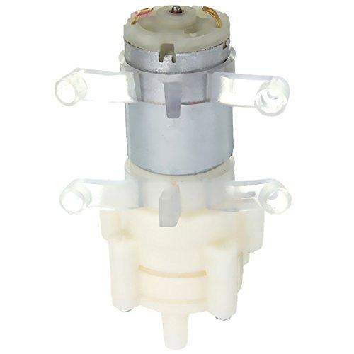 SODIAL (R) DC12V Miniauto-Motor-Membrandosierpumpe Hochdruck-Wasserpumpe - Desinfizieren Geschirrspüler