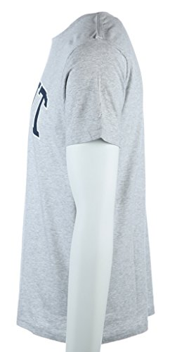 GANT Herren Outline T-Shirt Grau