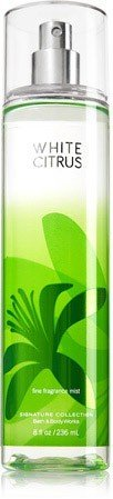 Bath & Body Works WHITE CITRUS Fine Fragrance Mist 8 oz /...