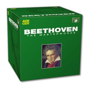 Preisvergleich Produktbild Beethoven,  the Masterworks / Meisterwerke