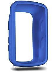 Garmin 010-12191-00 - Funda de silicona para Garmin Edge 520, azul