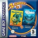 2 Games in 1 - Disney Pixar Pack