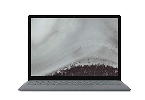 "Microsoft Surface Laptop 2 - Ordenador portátil ultrafino táctil 13.5"" (Intel Core i5-8250U, 8GB RAM, 256GB SSD, Intel Graphics, Windows 10) Color Plata - Teclado QWERTY Español"
