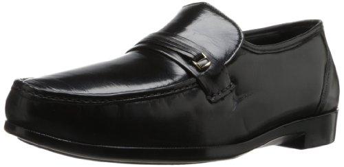 Bostonian Men's Prescott Slip-on, Black, 10 B Black