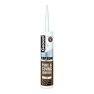 Geocel Top Gun Panel And Coving Adhesive White C3