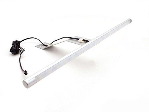 Achse Bad (2er Set SO-TECH® LED Aufbauleuchte kaltweiß Schrankleuchte Schrankbeleuchtung Vitrinenbeleuchtung Bad SET)