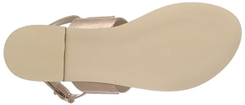 Another Pair of Shoes Stella K, Sandales Bride arrière femme Or (rosegold111)