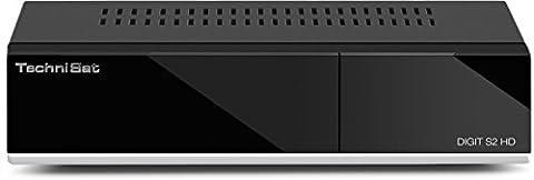 TechniSat DIGIT S2 HD Satelliten-Receiver (HDMI, HDTV, USB 2.0)