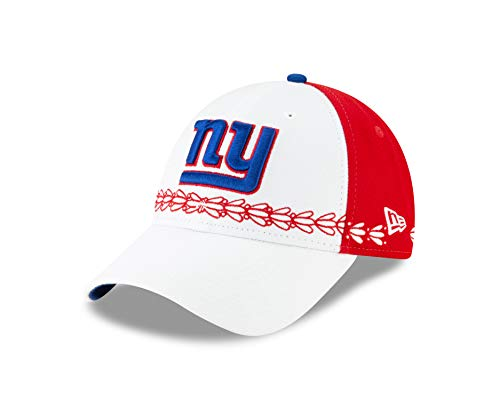 nts 9forty Adjustable Cap NFL Draft 2019 White - One-Size ()