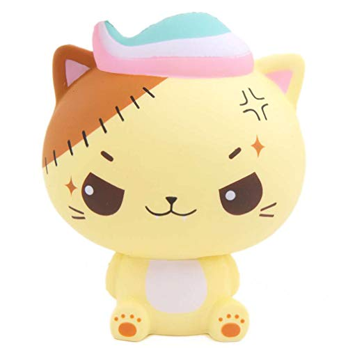 Angoo Cutie Creative Halloween Squishy of a Monster Minty Cat