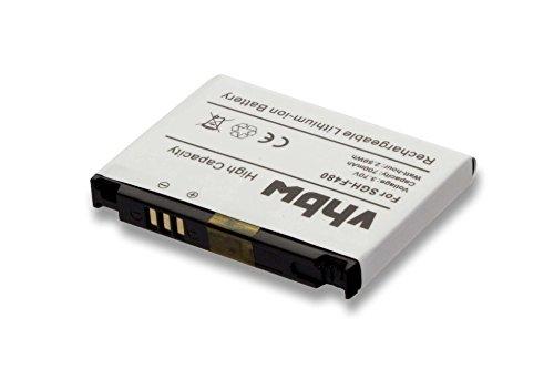 vhbw Li-Ion Akku 700mAh (3.7V) für Handy, Smartphone, Telefon Samsung SGH-F480, SGH-F480i, SGH-F480v wie AB553446CE, AB553446CU.