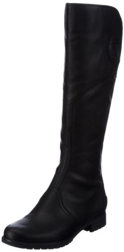 Rockport Tristina Gore Tall Boot K72026, Stivali donna Nero (Schwarz (Black))