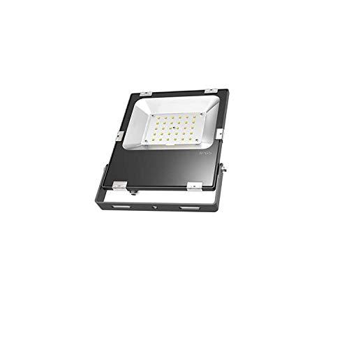 30W Flutlicht im Freien, ip65 Super Bright OutdoorSecurity Lights 5000k LED Floodlight Landschaftswandlicht für architektonische Beleuchtung im Freien Nachtbeleuchtung (Architektonische Beleuchtung)