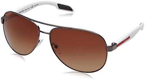 Prada Sport Sonnenbrille BENBOW (PS 53PS 5AV2G0 62)