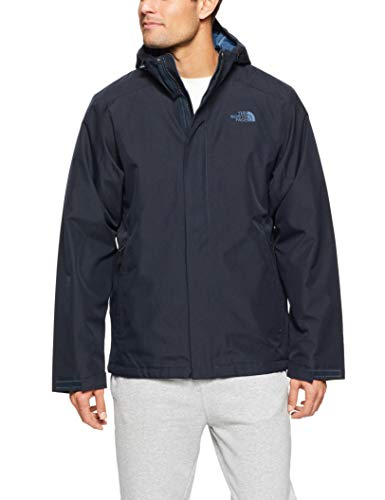 The North Face Men's Inlux Insulated Jacket - Urban Navy Heather - XL Inlux Insulated Jacket