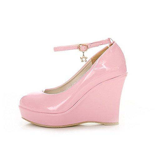 Balamasa Salt Pepper-Scarpa con tacco alto, con pompe Shoes Pink