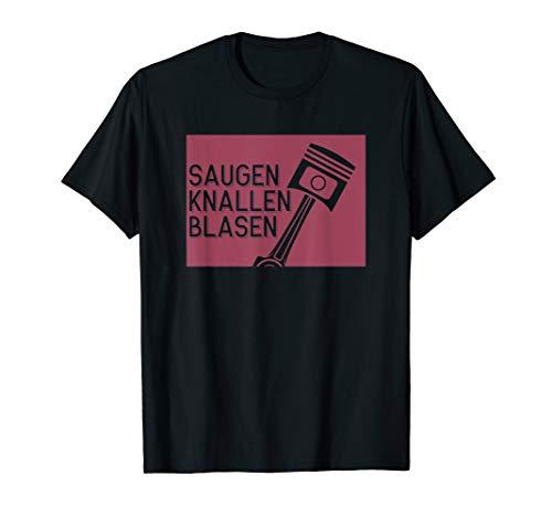 Tuning Spruch T-Shirt | Herren Männer Auto Zubehör