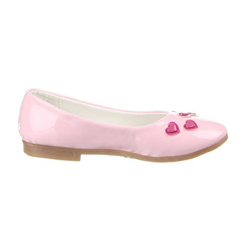 1 Rosa Sapatos Bailarinas A9 Crianças 0qwEwRH