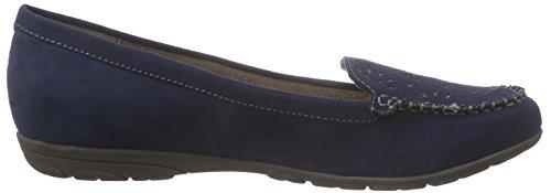 Softline 24662 Damen Mokassin Blau (Navy 805)