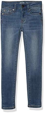 Amazon Essentials Girls' Skinny Jeans N