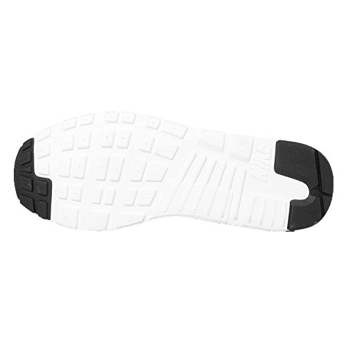 Nike Air Max Tavas, Basses Homme Nero (Black/White/Black)