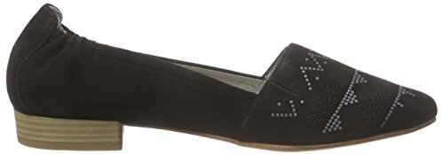 Tamaris 24224 Damen Slipper Schwarz (Black 001)