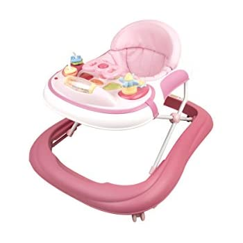 Babyco Baby Walker (Pink)