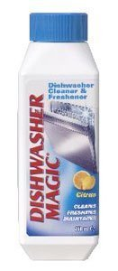 Summit Dishwasher Magic - Dishwasher Cleaner, Freshener & Antibacterial 350ml